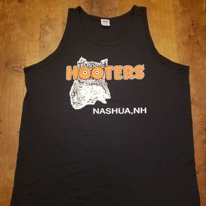 Hooters tank top authentic costume design